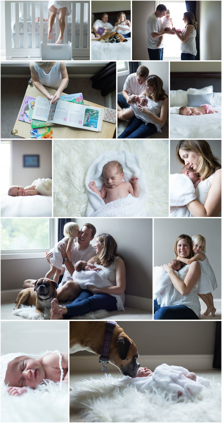 Jina Lee Photography | Marietta Newborn Photographer