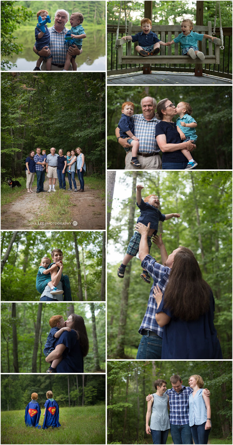 Jina Lee Photography | Canton Family Photographer