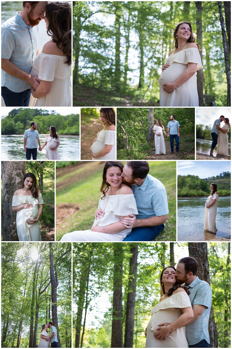 Jina Lee Photography | Atlanta Maternity Photographer