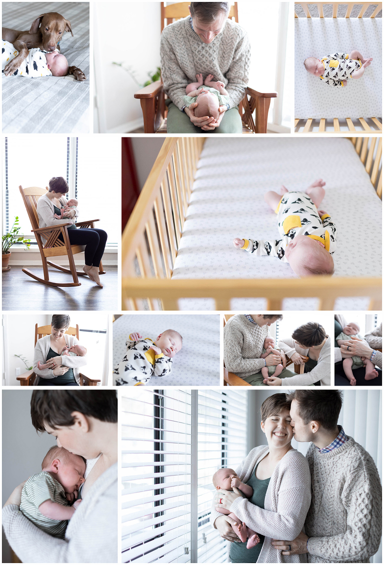 Jina Lee Photography | Atlanta Newborn Photographer