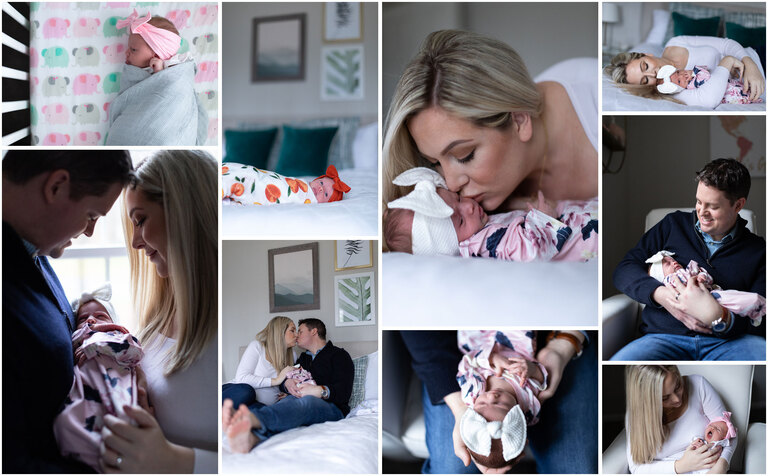 Jina Lee Photography | Roswell Newborn Photographer